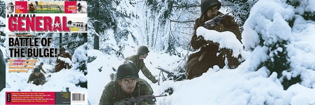 Armchair General January 2015 – 70th Anniversary Battle of the Bulge!